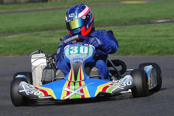 Ogden: Motor sport racing kart engines
