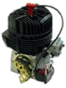 TKM BT52 kart racing engine